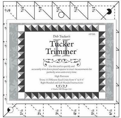 DT05w Tucker Trimmer II
