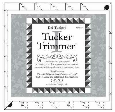 DT03 Tucker Trimmer