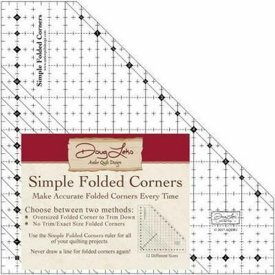 AQDR1 Simple Folded Corners