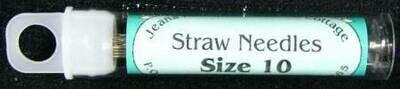 Foxglove Size 10 Straw Needles