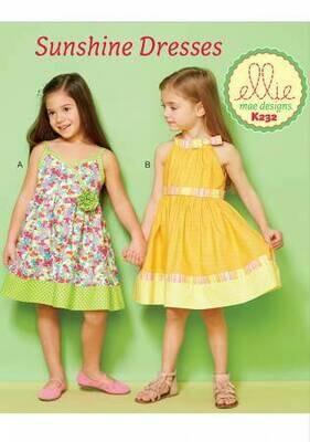 Girls Dresses EMD232