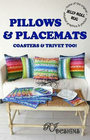 Pillow And Placemats Pattern