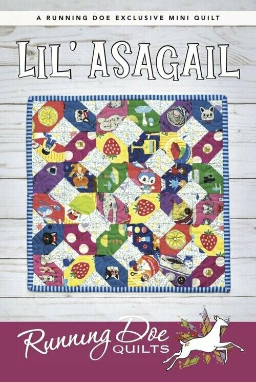 Lil' Asagail Pattern