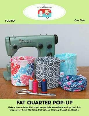 FQG120 FQ Pop Up Pattern