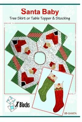 Santa Baby - X Blocks