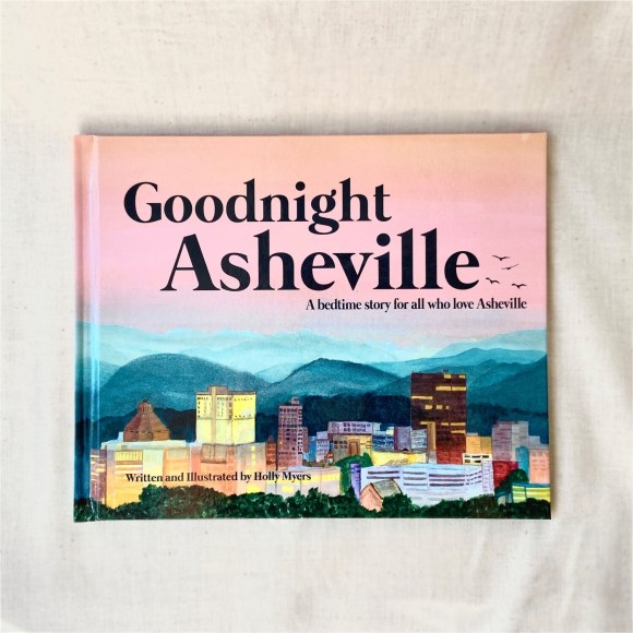 Goodnight Asheville Book