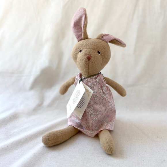 Hazel Village Juliette Rabbit in Berries Dress