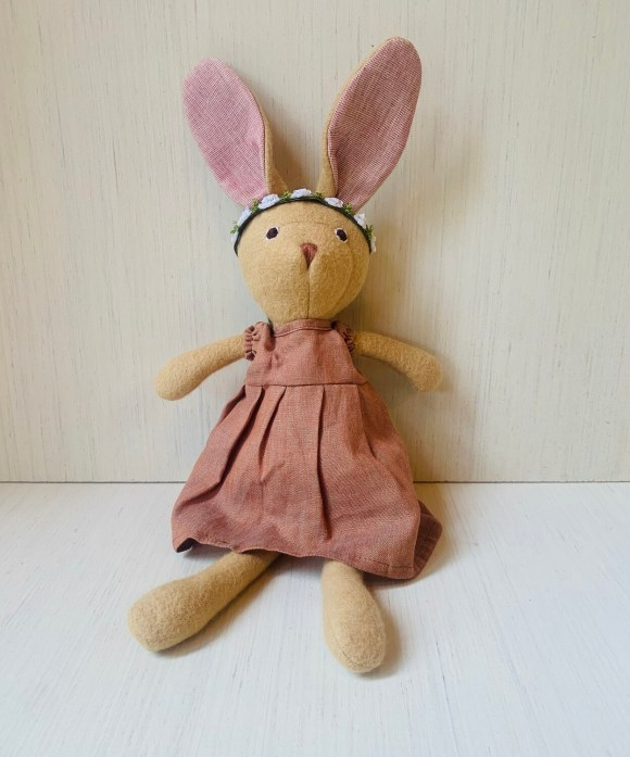 Hazel Village Juliette Rabbit