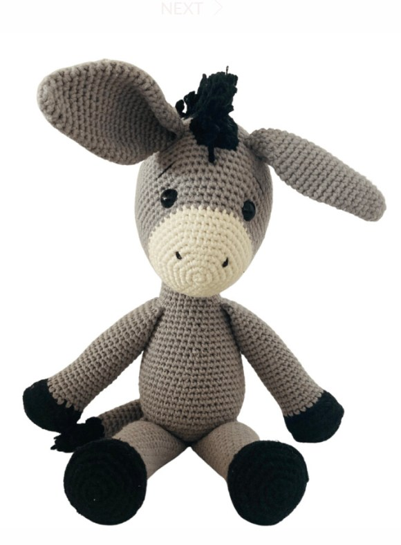 Bebemoss Dawn the Donkey