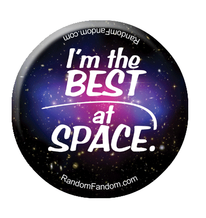 I'm the Best At Space
