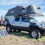Pickup Topper Becomes Livable Pop Top Habitat Gearjunkie