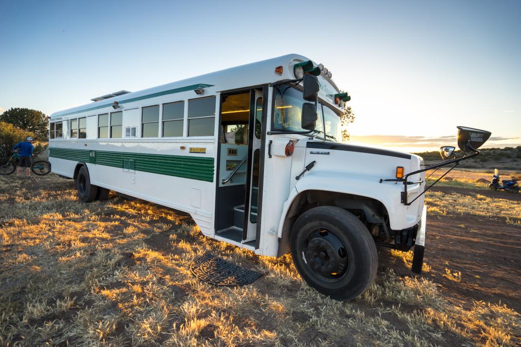 RV bus