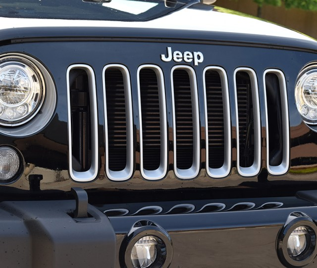 Chinese Automaker Confirms Interest In Buying Jeep