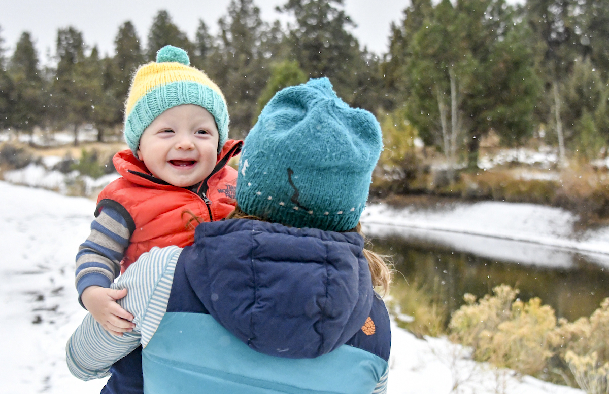 Keep Kids Warm Dressing Children For Cold Weather