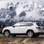 Vw Atlas Challenges Subaru For Mountain Town Dominance Gearjunkie