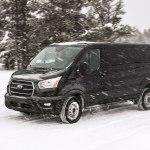 Van Life Wars Heat Up Ford Finally Launches Awd Transit Van Gearjunkie