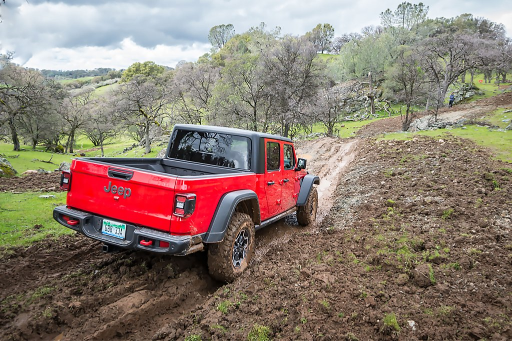 Jeep Gladiator Pickup Truck Review: First Drive ...
