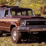 Off Road In Style Iron Resin Unveil Stunning Jeep Wagoneer Gearjunkie