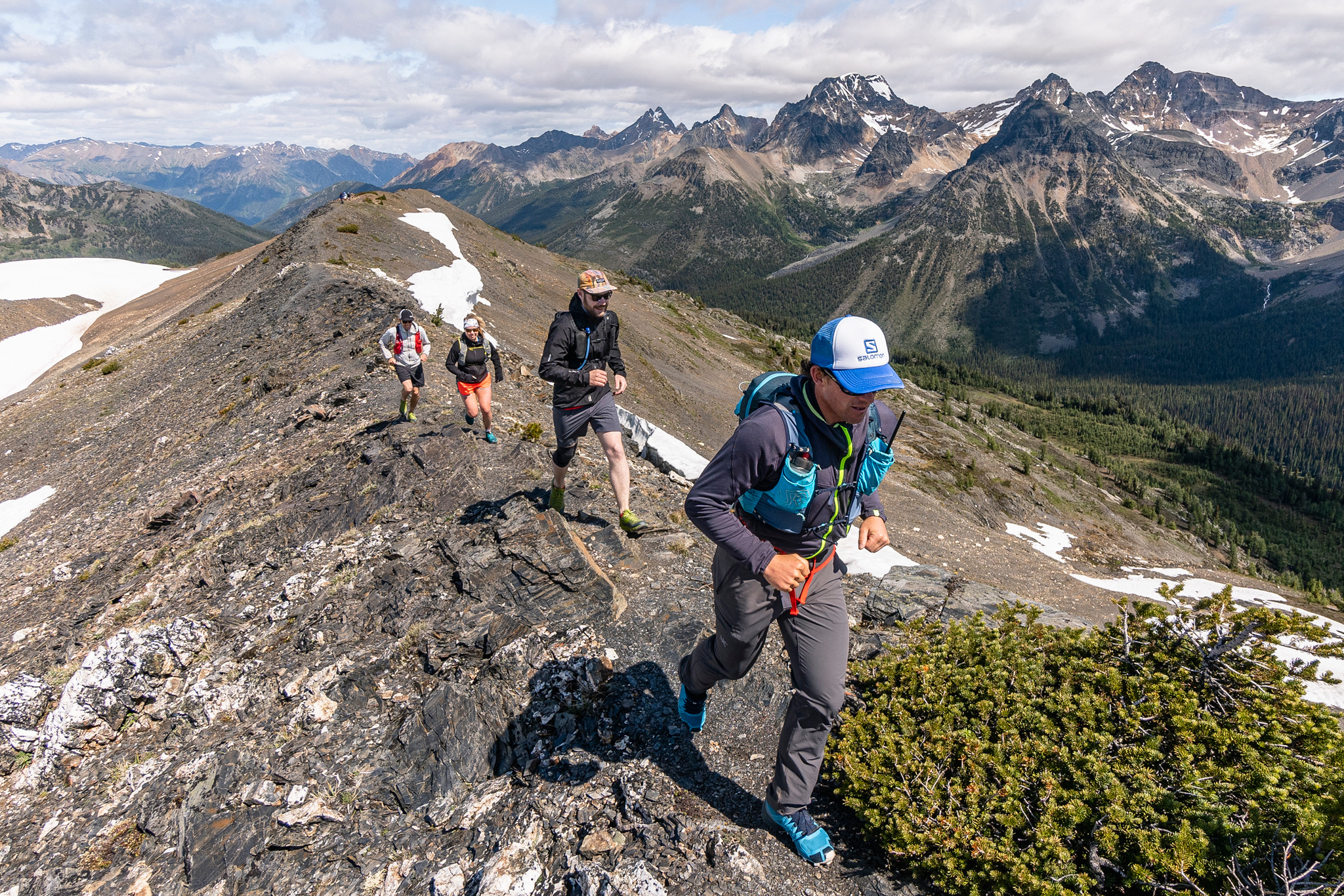 Heli Mountain Running Launches In North America