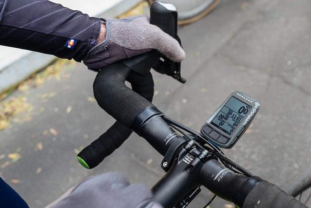 Bike Computer Data