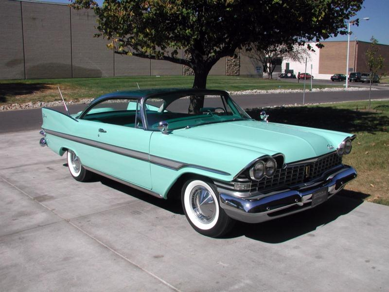 1959 Plymouth Fury Values Hagerty Valuation Tool