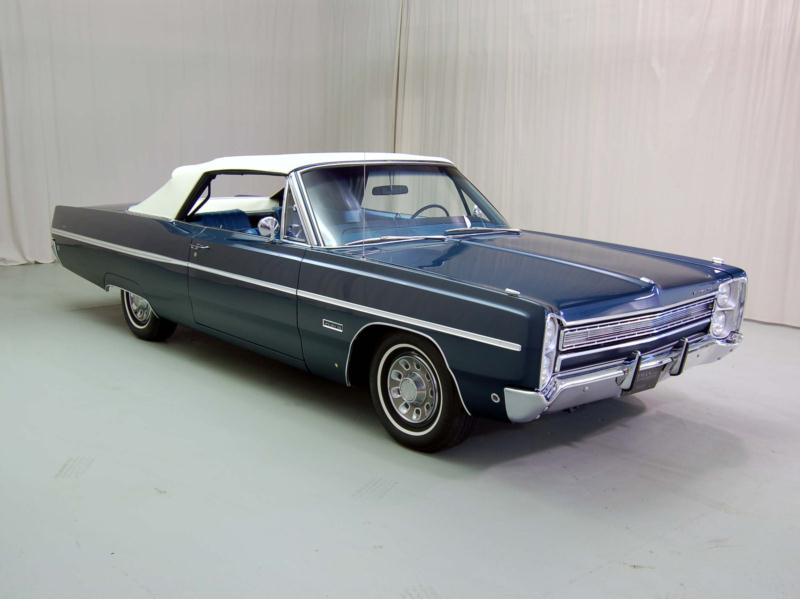 1967 Plymouth Fury Iii Values Hagerty Valuation Tool