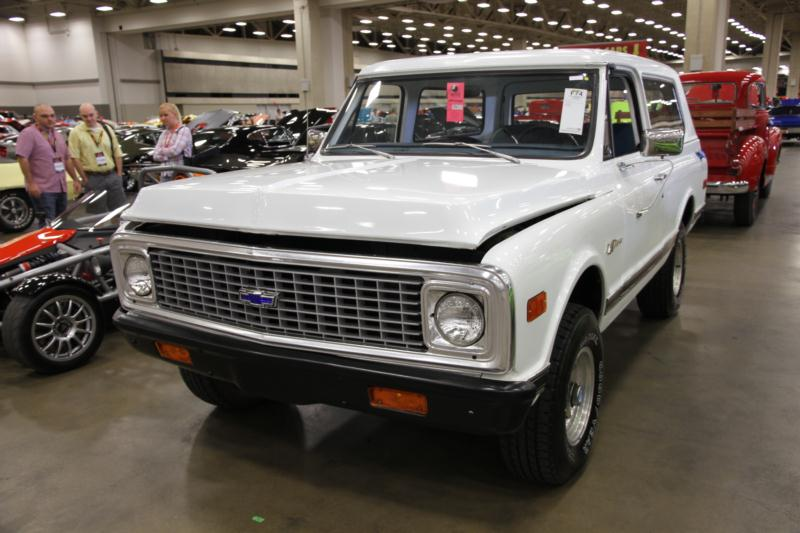 1972 Chevrolet K5 Blazer 1 2 Ton Values   Hagerty Valuation Tool     1972 Chevrolet K5 Blazer Open Top Utility 4x4