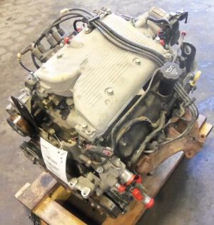 ENGINE 07 PONTIAC G6 35L VIN N 8TH DIGIT OPT LZ4 CPE SDN
