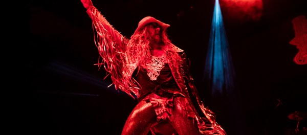 Rob Zombie Started White Zombie By Making Lots of Mistakes