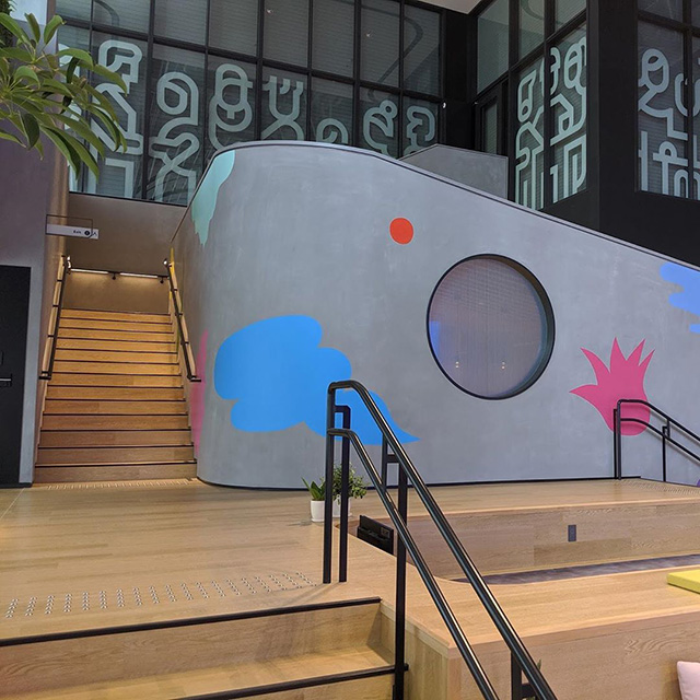 Photos Of Google Japan New Startup Office