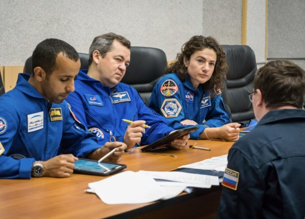 NASA Space Station On-Orbit Status 18 September 2019 - New Crewmembers Prep for Launch