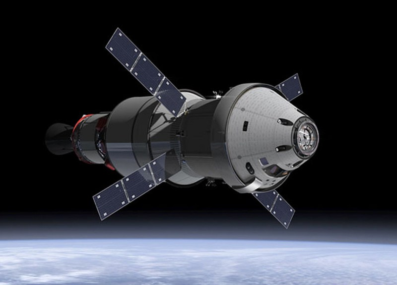 NASA Commits to Long-term Artemis Missions with Orion Production Contract
