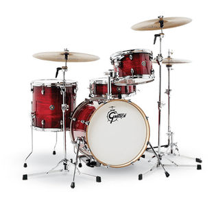 Gretsch Catalina Club Jazz 3 Piece Drum Set Shell Pack   Drum Sets     Gretsch Catalina Club Jazz 3 Piece Shell Pack   18  Bass Drum