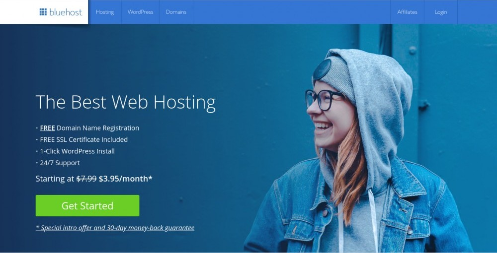 bluehost vs. wealthy affiliate review