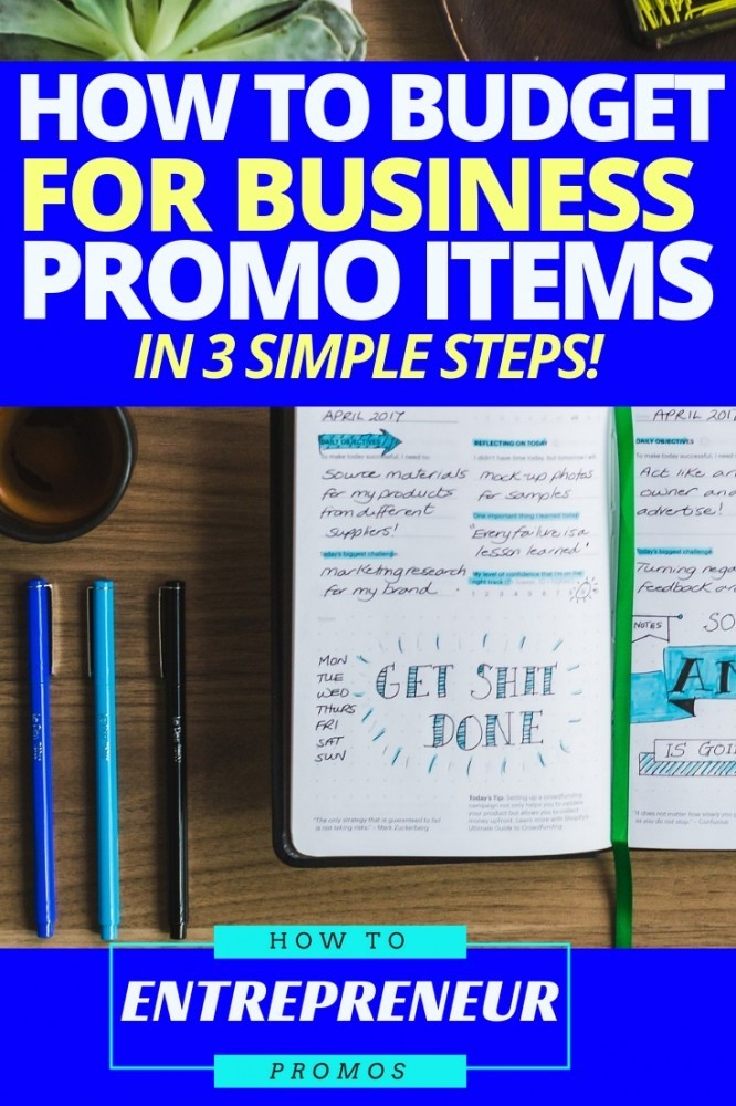 business promo items