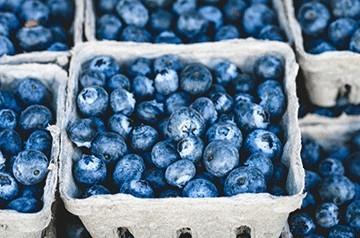 basket of berries is good vibes