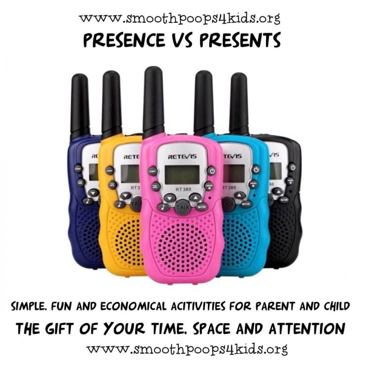 walkie talkie good vibes