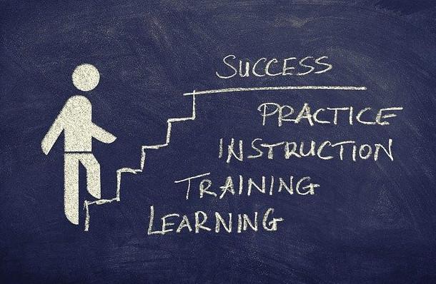 Instruction training learning