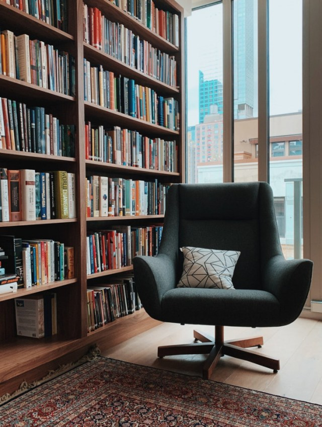 Read books grow brain