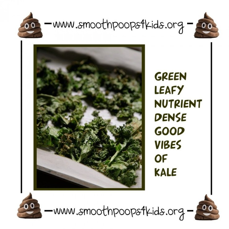 green leafy nutrient dense