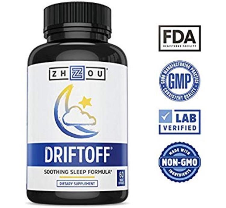 Driftoff review