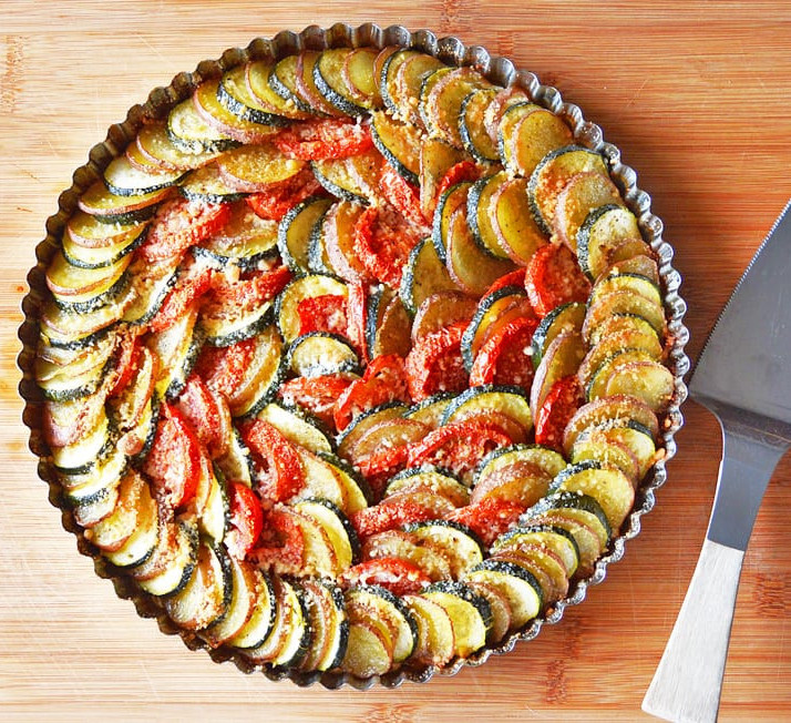 top 3 mixed vegetable casseroles - potato eggplant zucchini