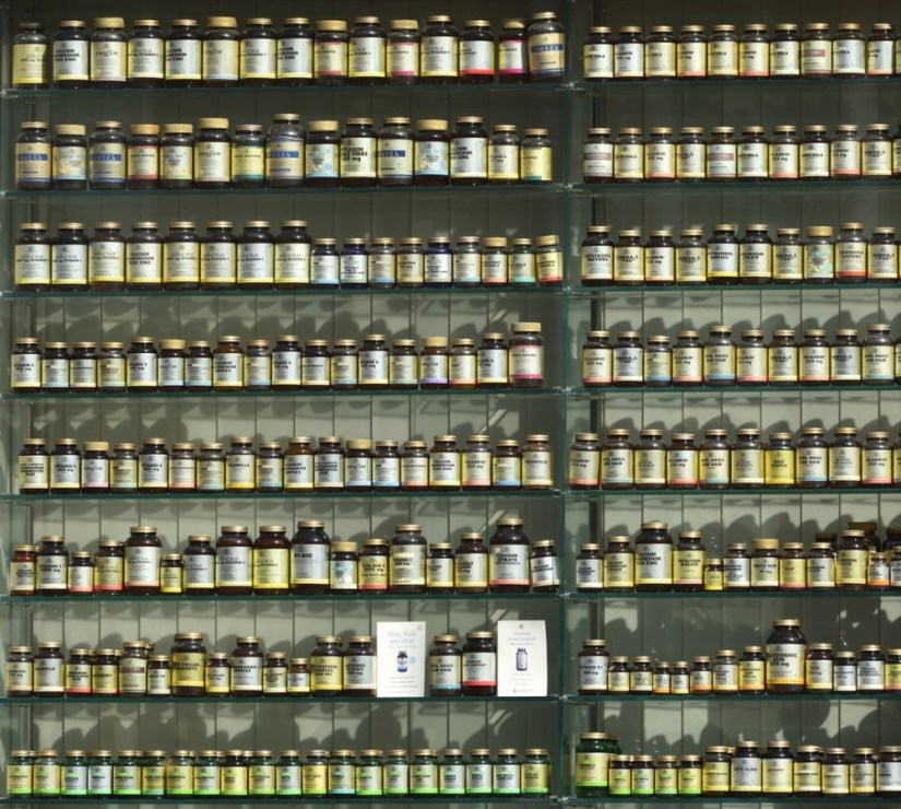 vitamin supplements recommendations