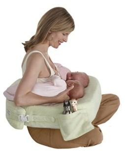 My Breast Friend Breastfeeding Pillow for Twins