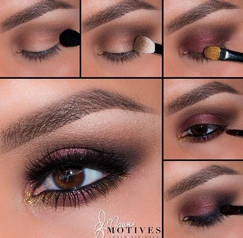 Motives Mavens Element Eyeshadow Palette