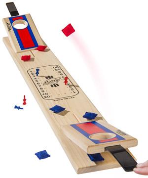 Flipin Cornhole Tabletop Version Of The Popular Yard Game