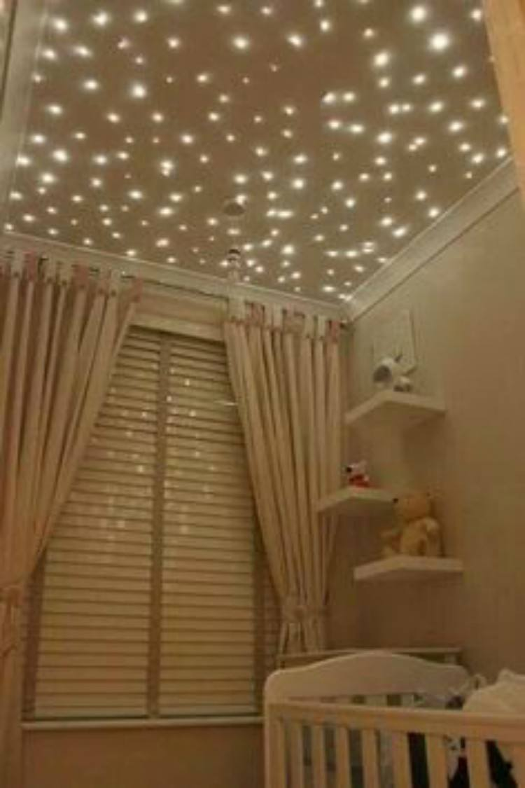 diy ways to use fairy lights in your decor