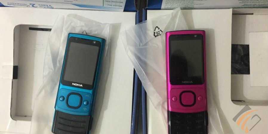 مزاد Nokia 6700 Slide جوال نوكيا 6700 سلايد سحاب