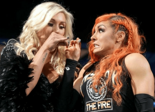 charlotte becky pinkies up