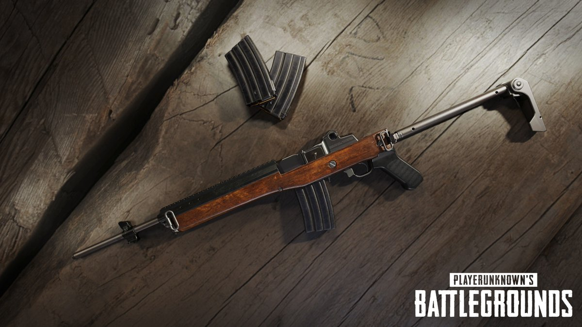 How To Get The Mini 14 Gun In PUBG Indie Obscura